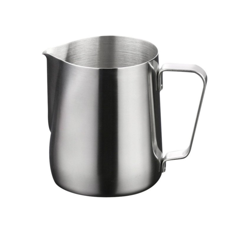 Stainless Steel Coffee Pitcher Mug Frothing Milk Latte